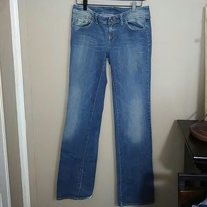 United Colors of Benetton soft. Light wash Jean